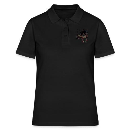 Shot Skull - Women's Polo Shirt