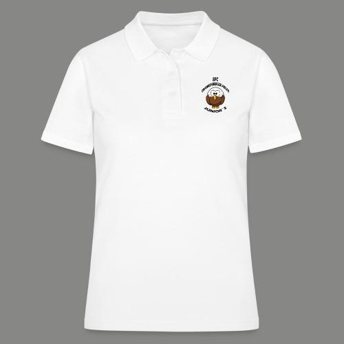 Junior Set in Schwarz - Frauen Polo Shirt