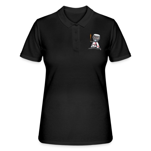 Hijo de templario (Casco) - Women's Polo Shirt