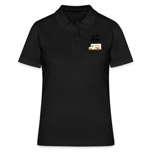 Ice Truck – Ice Ice Baby - Frauen Polo Shirt