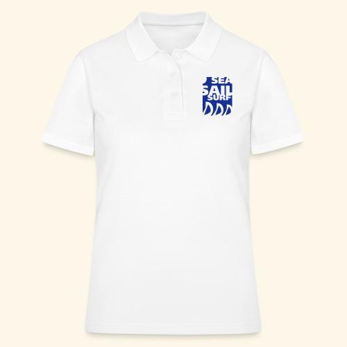 110721ssssrectng - Women's Polo Shirt