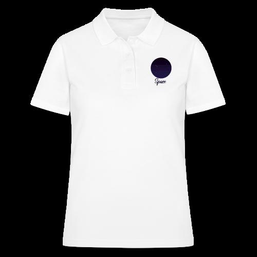 Space View - Women's Polo Shirt