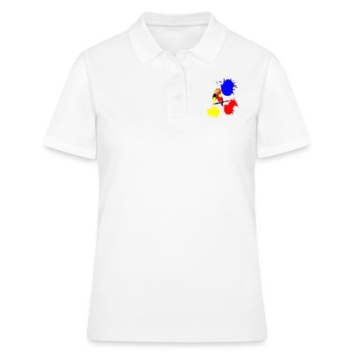Le perroquet Picaseau - Women's Polo Shirt