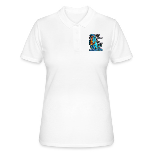 You become fearless, life becomes LIMITLESS - Women's Polo Shirt