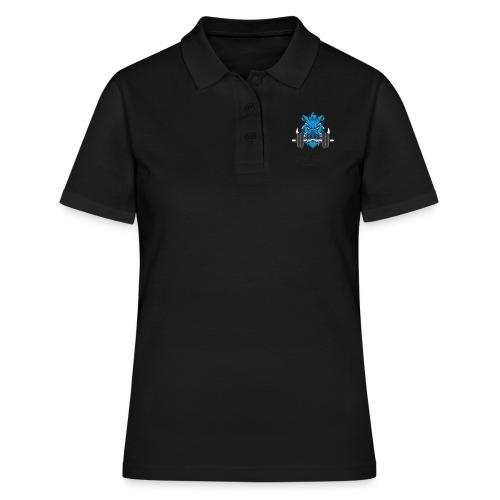 WCHODZĘ W TO JAK DZIK W PAŚNIK - Women's Polo Shirt