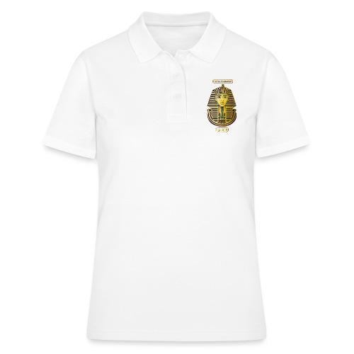Tutanchamun I Goldmaske I Ägypten - Frauen Polo Shirt