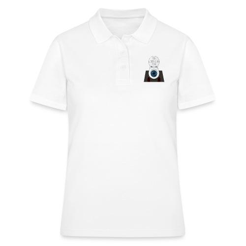 God is watching you! - Women's Polo Shirt