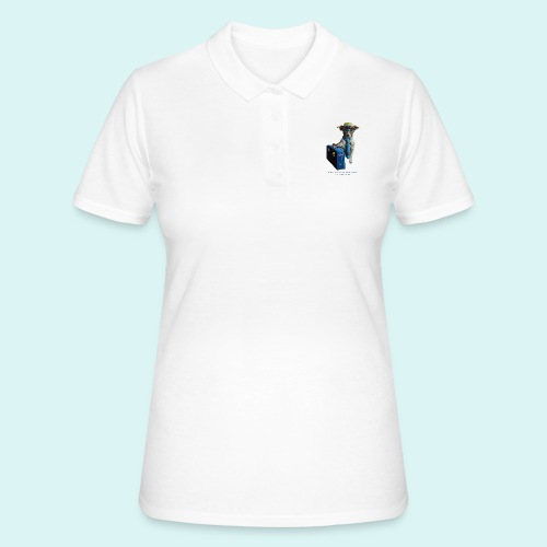 The Traveling Dog - Women's Polo Shirt