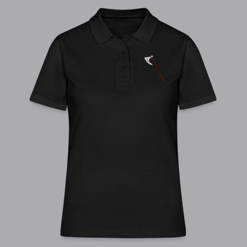 Wikinger Beil - Frauen Polo Shirt