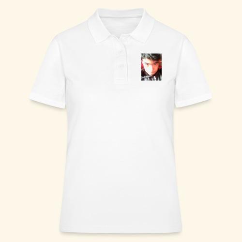 Diseño original Con mi cara :3 - Women's Polo Shirt