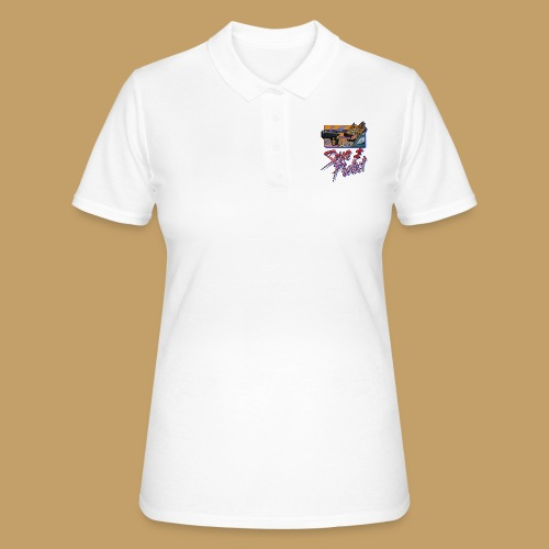 Gun Dog - Serve and protect - napis - Women's Polo Shirt