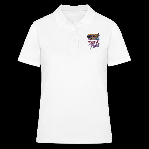 Gun Dog - Serve and protect - napis - Women's Polo Shirt