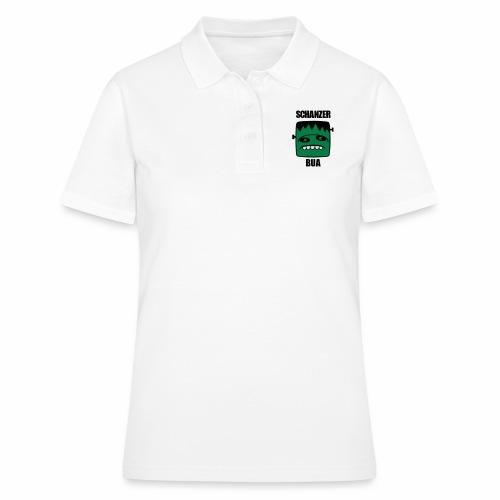 Fonster Schanzer Bua - Frauen Polo Shirt