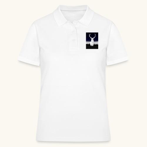 Cerf Blanc - Women's Polo Shirt
