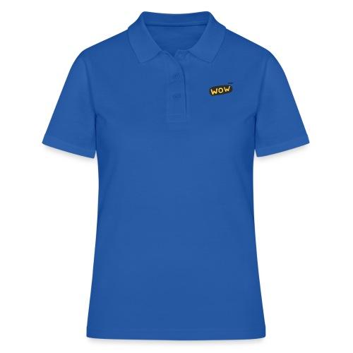 WoW Shirt - Women's Polo Shirt