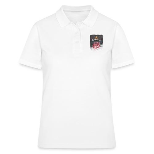 KARATE TIGER - Frauen Polo Shirt