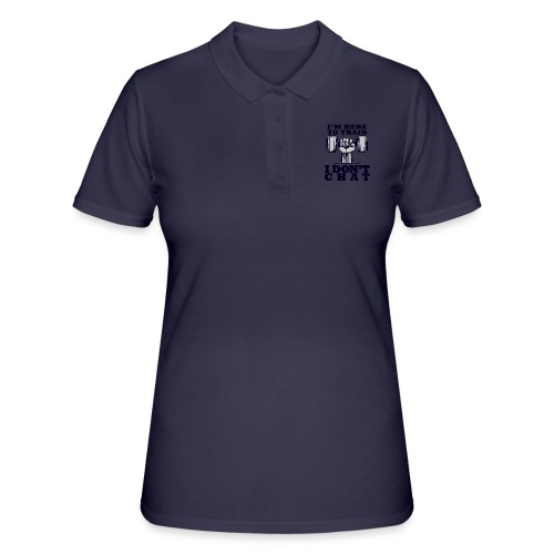 Train Chat - Women's Polo Shirt