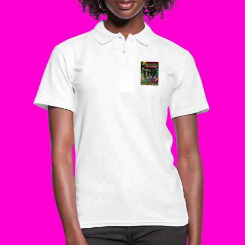 LET S GO TO SPACE - Women's Polo Shirt