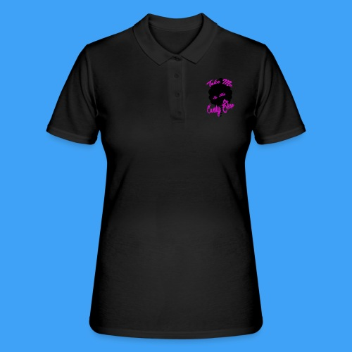 Take Me To The Candy Shop - Vrouwen poloshirt
