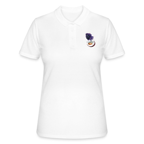 Extraterrestre en contemplation - Women's Polo Shirt