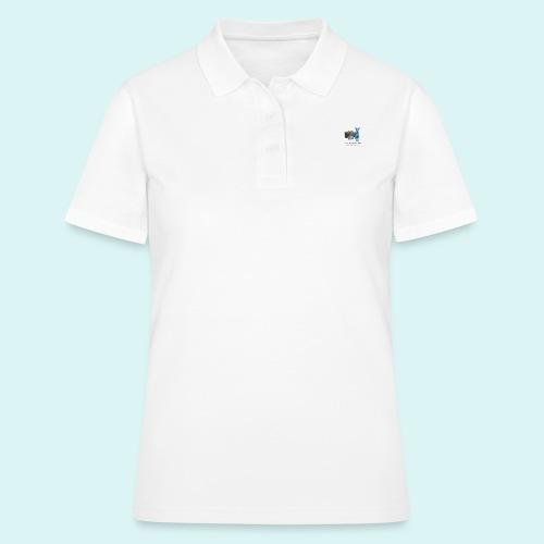 Laly-Blue - Women's Polo Shirt