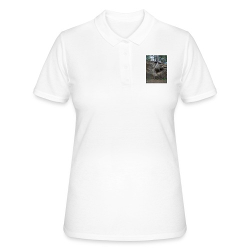 Juuret tukevasti maassa - Women's Polo Shirt