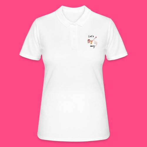Flying - Frauen Polo Shirt