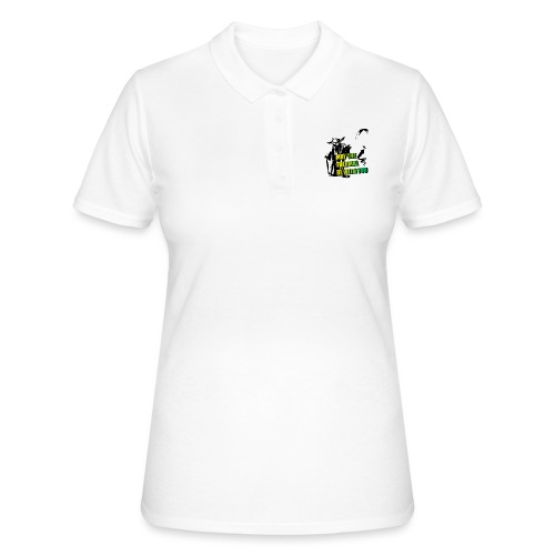 May the thermal be with you Gleitschirm Paraglider - Frauen Polo Shirt