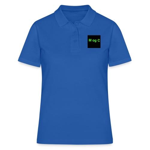 mogc - Poloshirt dame