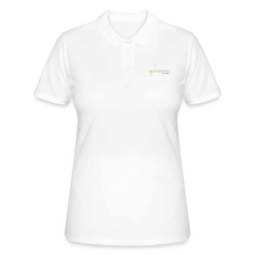 Firmenlogo - Frauen Polo Shirt