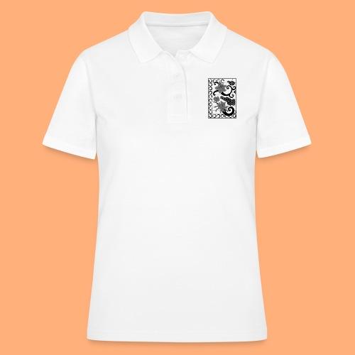 fleurs et graphisme - Women's Polo Shirt