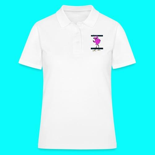 MIDNIGHT BIRD T-SHIRT - Women's Polo Shirt