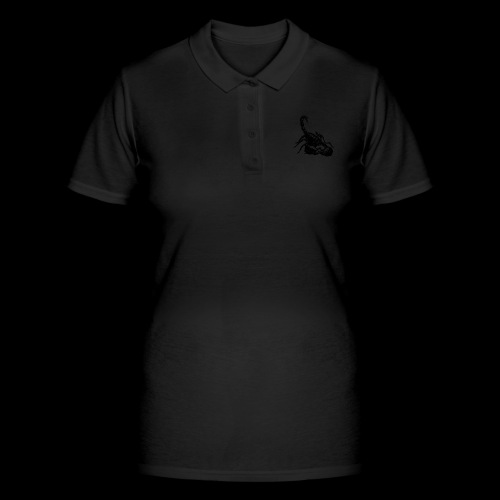 Nether Scorpion - Women's Polo Shirt