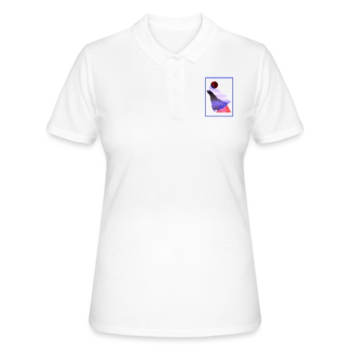 Måne Ulv - Laurids B Design - Women's Polo Shirt
