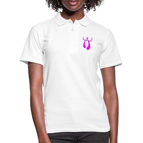 Tanzende Doris - Frauen Polo Shirt