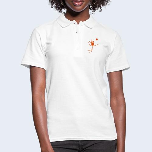 Volleybalkoning - Women's Polo Shirt
