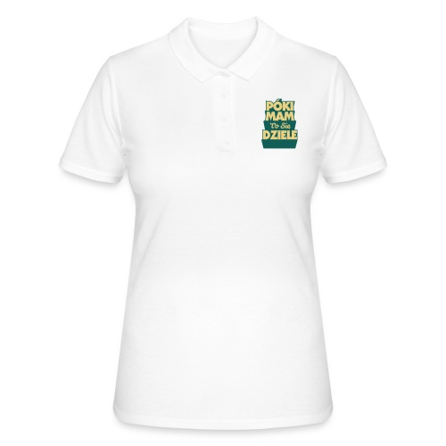 poki - Koszulka polo damska
