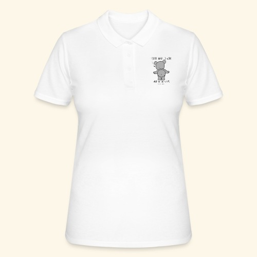 koala drugs - Women's Polo Shirt