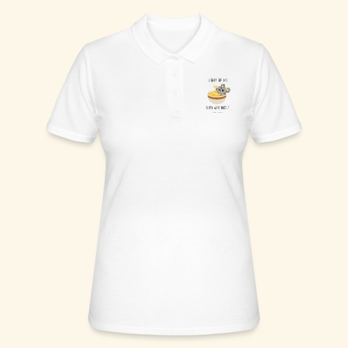 koala's bowl - Women's Polo Shirt