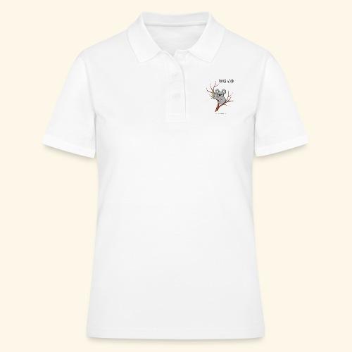 koala's tree - Women's Polo Shirt