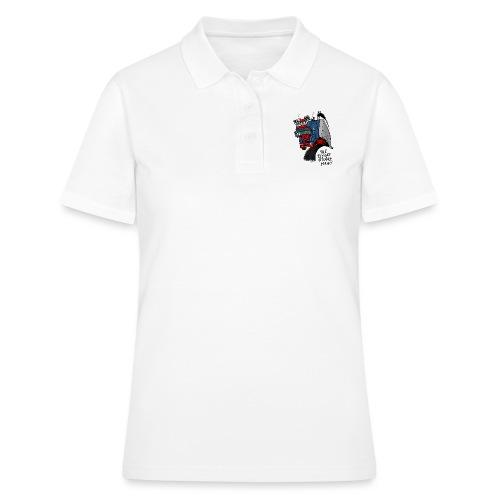 The flying skane man - Women's Polo Shirt