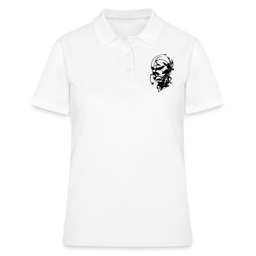 face - Women's Polo Shirt