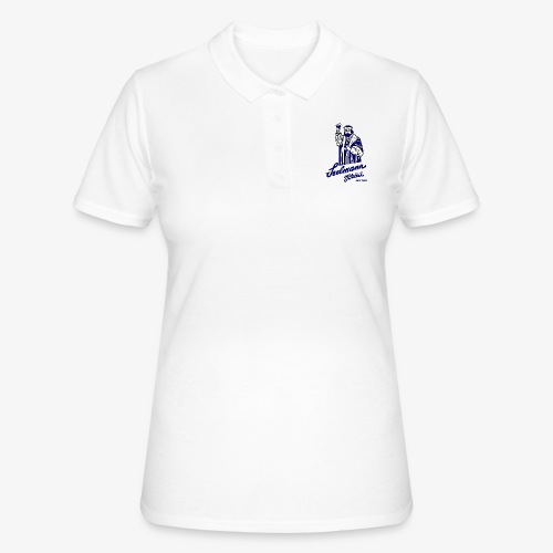 krugNovA2 gif - Frauen Polo Shirt