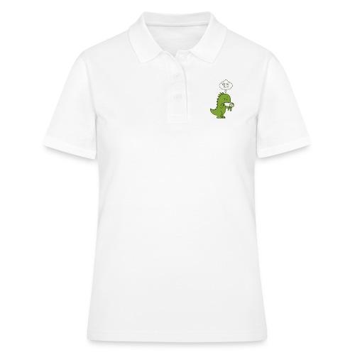 Bio-Dinosaurier - Frauen Polo Shirt