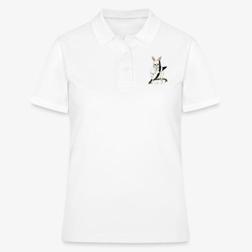 The white Rabbit - Women's Polo Shirt