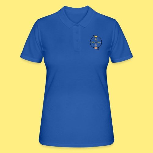 Biocontainment tRNA - shirt women - Vrouwen poloshirt