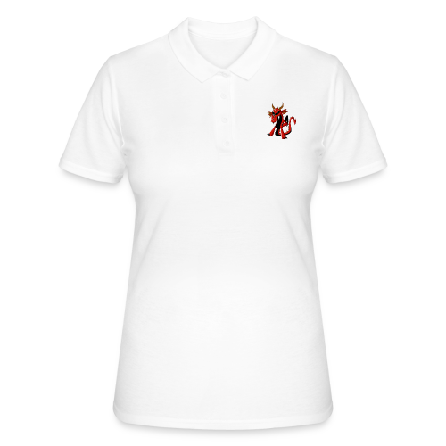 IGNIS IL DRAGO TOSTO - Women's Polo Shirt
