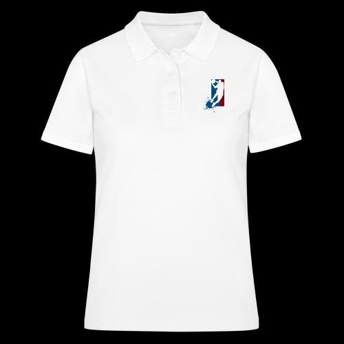 basket ball - Women's Polo Shirt