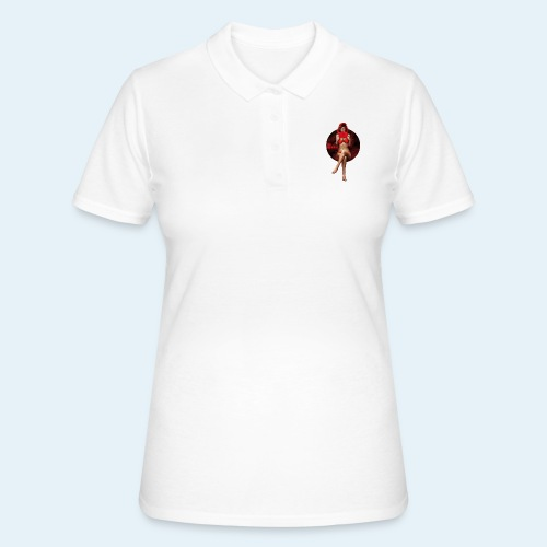 Red Readings - Women's Polo Shirt