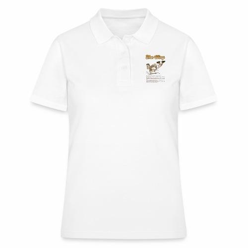 Wing_Marplo.png - Women's Polo Shirt